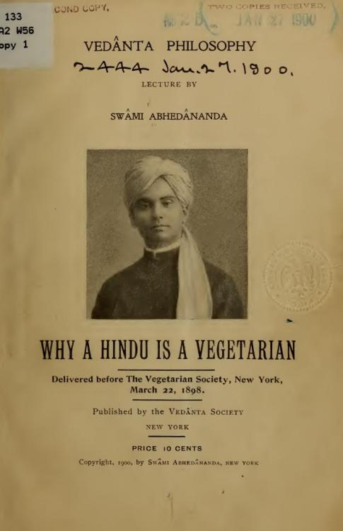 Why a Hindu is a vegetarian.jpg